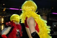 χορεύοντας κορίτσια δύο Στοκ Φωτογραφίες
