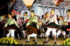 χορεύοντας κορίτσια χορ Στοκ φωτογραφία με δικαίωμα ελεύθερης χρήσης