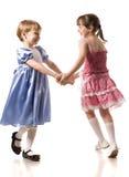 χορεύοντας κορίτσια Στοκ Φωτογραφίες