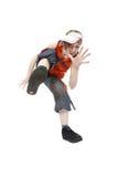 χορεύοντας κορίτσι σπασ& Στοκ φωτογραφίες με δικαίωμα ελεύθερης χρήσης