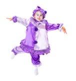 Χορεύοντας μαριονέτα Στοκ Εικόνα