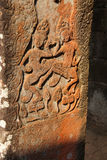 Χορεύοντας ναός Bayon apsaras Στοκ Εικόνες