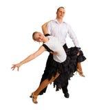χορεύοντας νεολαίες ζευγών στοκ φωτογραφίες με δικαίωμα ελεύθερης χρήσης