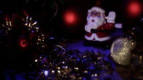 Χορεύοντας παιχνίδι Άγιος Βασίλης 3 απόθεμα βίντεο