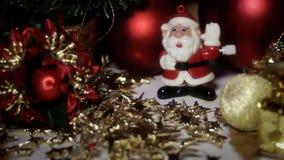 Χορεύοντας παιχνίδι Άγιος Βασίλης 1 απόθεμα βίντεο