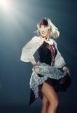 χορεύοντας πειρατής Στοκ εικόνα με δικαίωμα ελεύθερης χρήσης