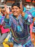 χορεύοντας περουβιανό&sigmaf Στοκ Εικόνες