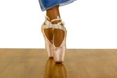χορεύοντας πόδια Στοκ Εικόνες