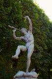 Χορεύοντας φαύνος Στοκ φωτογραφία με δικαίωμα ελεύθερης χρήσης
