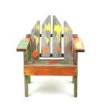 χορτοτάπητας το παλαιό χρωματισμένο s παιδιών εδρών Στοκ Εικόνες
