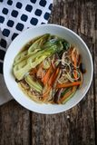 Χορτοφάγος η σούπα στοκ εικόνες με δικαίωμα ελεύθερης χρήσης