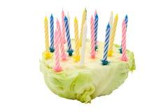 χορτοφάγος κέικ Στοκ εικόνα με δικαίωμα ελεύθερης χρήσης