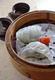 Χορτοφάγος μπουλέττα γαρίδων στοκ εικόνα με δικαίωμα ελεύθερης χρήσης