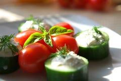 χορτοφάγος ορεκτικών Στοκ εικόνα με δικαίωμα ελεύθερης χρήσης