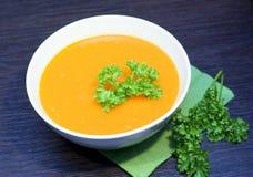 χορτοφάγος σούπας κολ&omic στοκ φωτογραφία με δικαίωμα ελεύθερης χρήσης