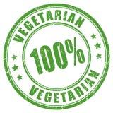 χορτοφάγος σφραγίδα 100 Στοκ Εικόνα