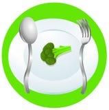 χορτοφάγος τροφίμων Διανυσματική απεικόνιση