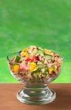 Χορτοφάγος Quinoa σαλάτα Στοκ Εικόνες