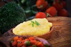 Χορτοφάγο γεύμα στοκ φωτογραφίες με δικαίωμα ελεύθερης χρήσης