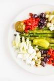 Χορτοφάγο antipasto Στοκ εικόνα με δικαίωμα ελεύθερης χρήσης