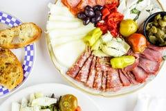 Χορτοφάγο antipasto Στοκ Εικόνες