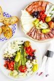 Χορτοφάγο antipasto Στοκ Εικόνα