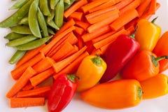 Χορτοφάγο platter στοκ φωτογραφία με δικαίωμα ελεύθερης χρήσης
