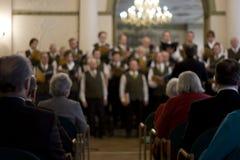 χορωδία Στοκ Φωτογραφίες