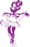 χορός αγγέλου ελεύθερη απεικόνιση δικαιώματος