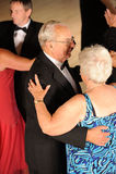 Χορός αιθουσών χορού ζευγών Στοκ Εικόνα