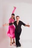 Χορός αιθουσών χορού Στοκ φωτογραφίες με δικαίωμα ελεύθερης χρήσης