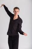 Χορός αιθουσών χορού Στοκ Φωτογραφίες
