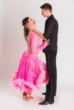 Χορός αιθουσών χορού Στοκ εικόνες με δικαίωμα ελεύθερης χρήσης