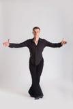 Χορός αιθουσών χορού Στοκ εικόνα με δικαίωμα ελεύθερης χρήσης