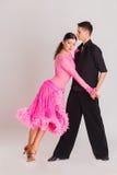 Χορός αιθουσών χορού Στοκ Φωτογραφία