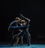 Χορός ανιχνεύω-πανεπιστημιουπόλεων Στοκ Φωτογραφίες