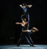 Χορός ανιχνεύω-πανεπιστημιουπόλεων Στοκ εικόνες με δικαίωμα ελεύθερης χρήσης