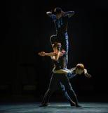 Χορός ανιχνεύω-πανεπιστημιουπόλεων Στοκ Εικόνες