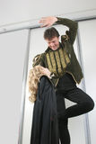 χορός αποκριές Στοκ εικόνες με δικαίωμα ελεύθερης χρήσης