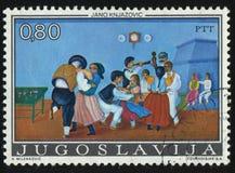 Χορός από Jano Knjazovic Στοκ εικόνες με δικαίωμα ελεύθερης χρήσης