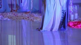 χορός Ασιάτης απόθεμα βίντεο