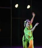 Χορός γέλιο-πανεπιστημιουπόλεων Στοκ Εικόνες