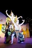 χορός εθνικός Ταϊλανδός Στοκ φωτογραφία με δικαίωμα ελεύθερης χρήσης