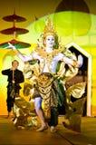 χορός εθνικός Ταϊλανδός Στοκ Φωτογραφία