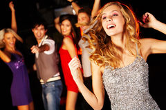 χορός ενεργητικός Στοκ Εικόνα