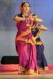 χορός Ινδός Στοκ Φωτογραφία