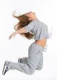 Έκφραση του χορού Στοκ Φωτογραφία