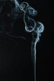Χορός καπνού στοκ εικόνες