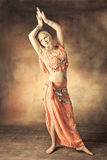 χορός κοιλιών Στοκ εικόνες με δικαίωμα ελεύθερης χρήσης