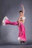 Χορός κοιλιών Στοκ Εικόνες